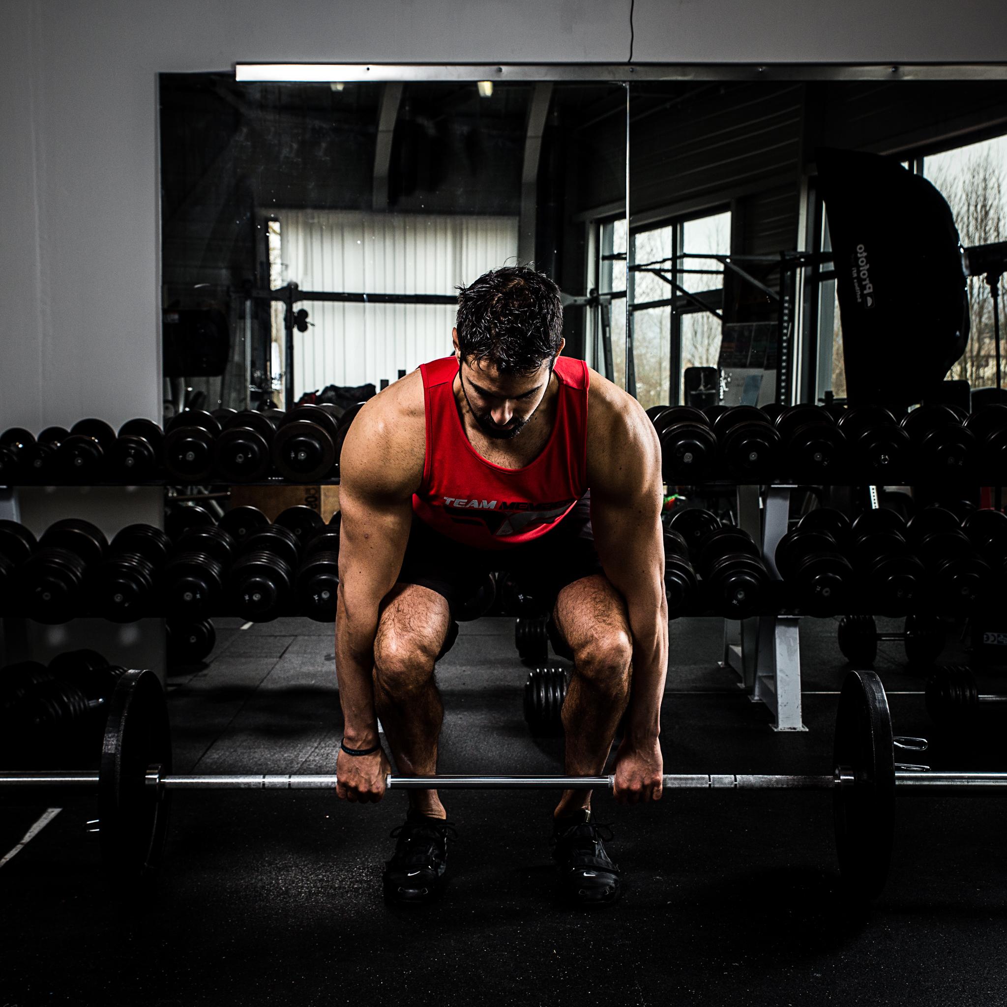 Musculation sans dopage