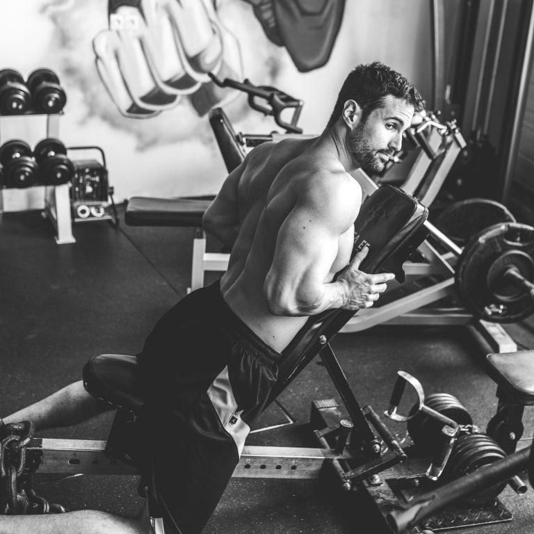 Les études en musculation