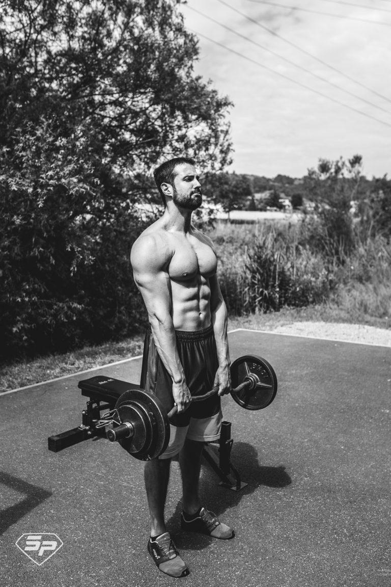 Dessiner ses muscles
