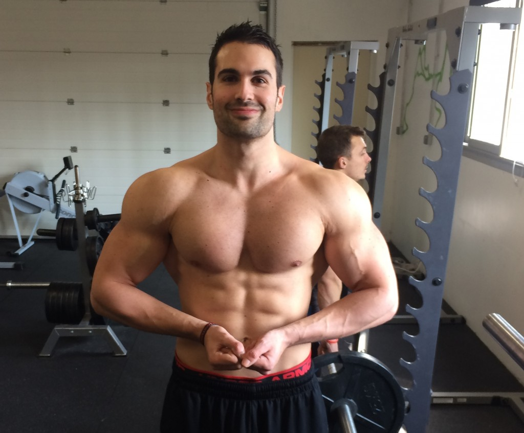 Apprendre à faire des photos en musculation