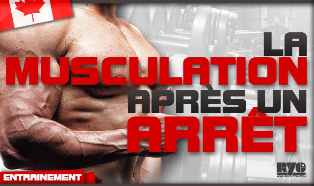 Comment reprendre la musculation après un arrêt ?