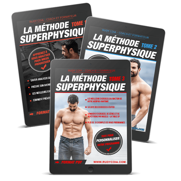 methode sp pack 3 ebooks