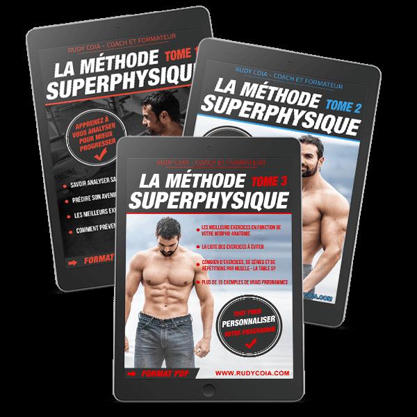 methode sp pack 3 ebooks