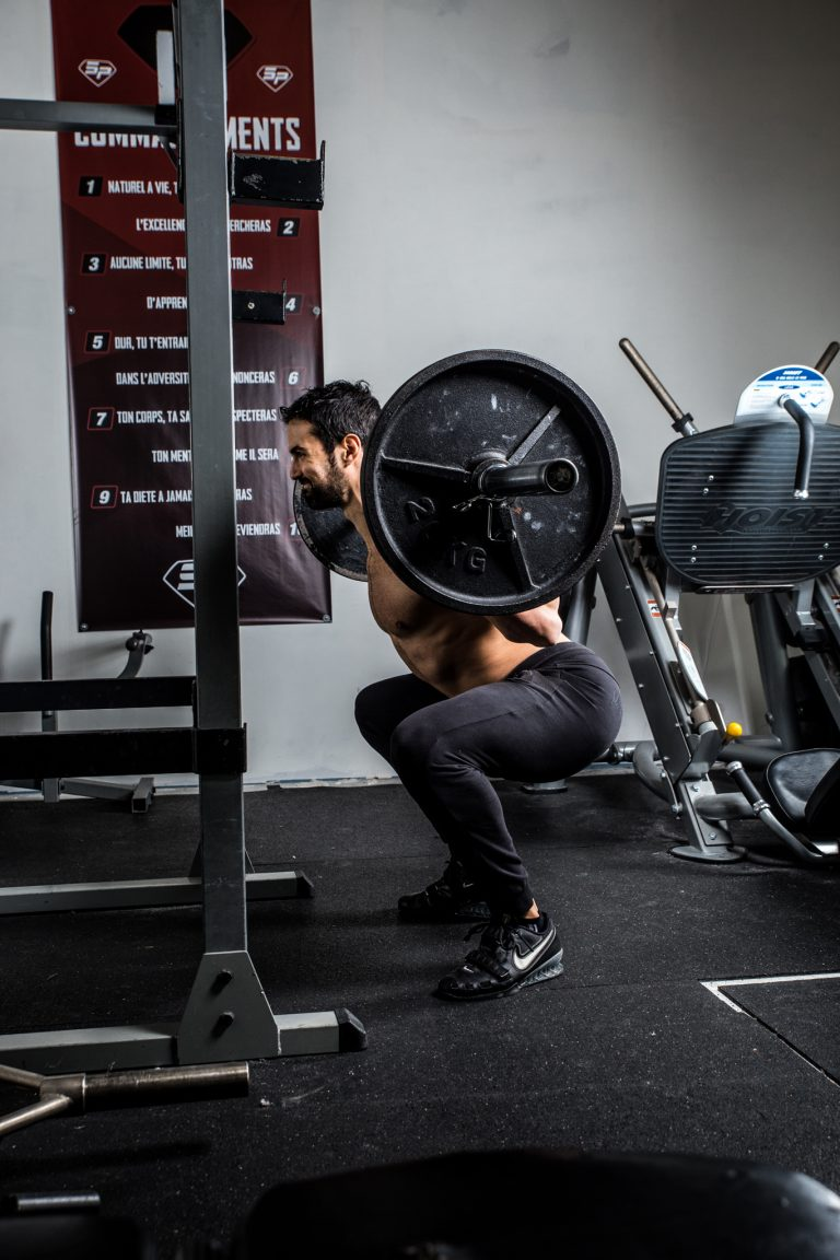 Tout sur le Squat en musculation