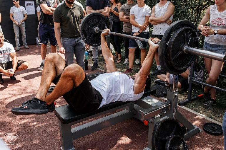 L'échec en musculation