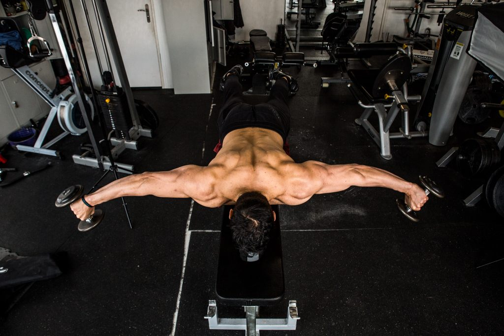 Exercice épaule