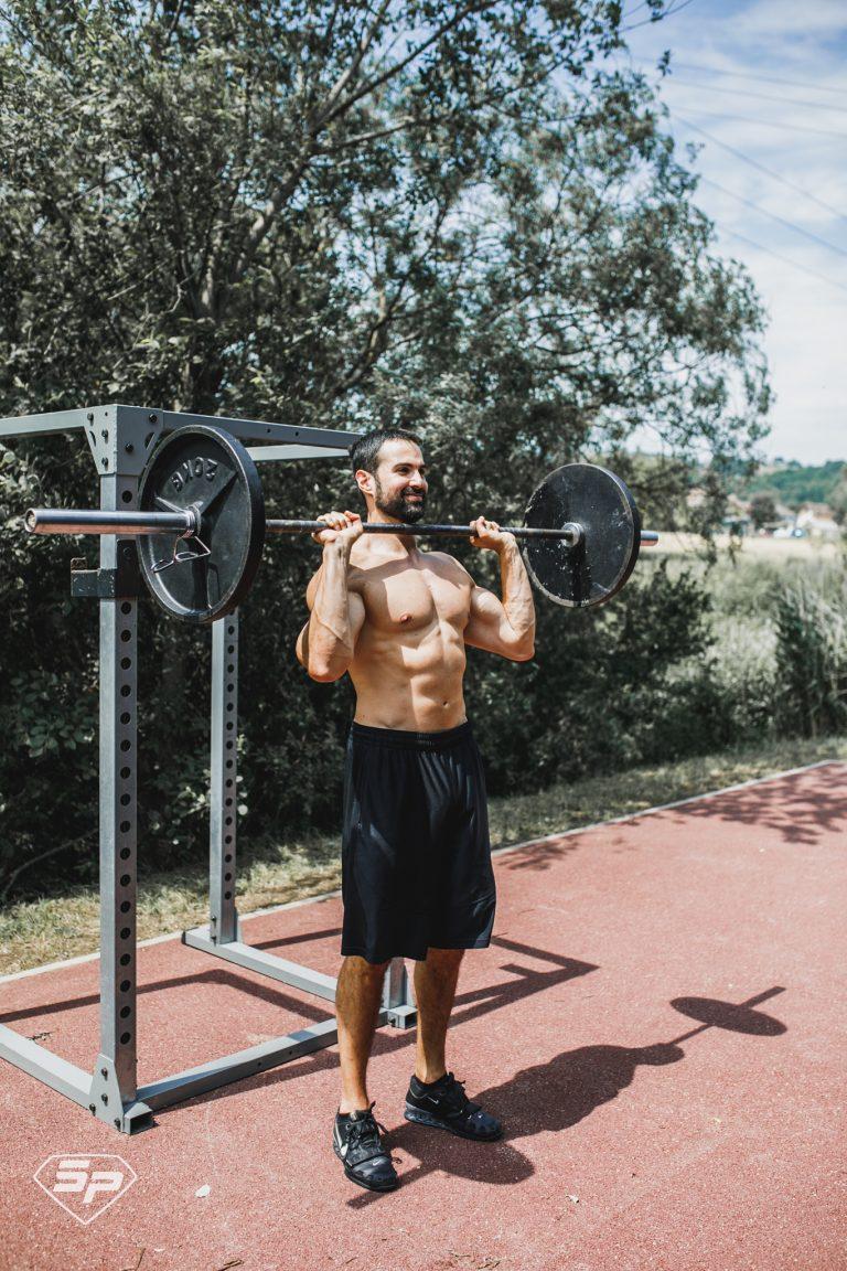 Le programme Upper Lower en musculation