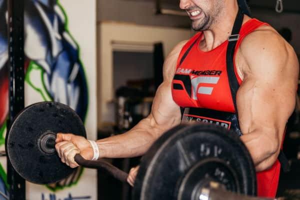 Entraînement en occlusion en musculation