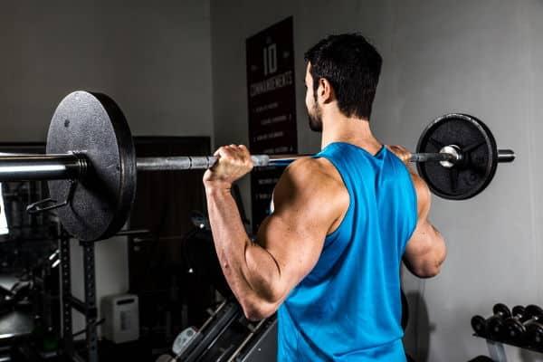 Fréquence et volume en musculation