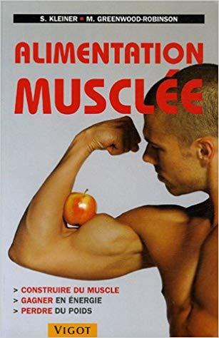 Livre musculation alimentation