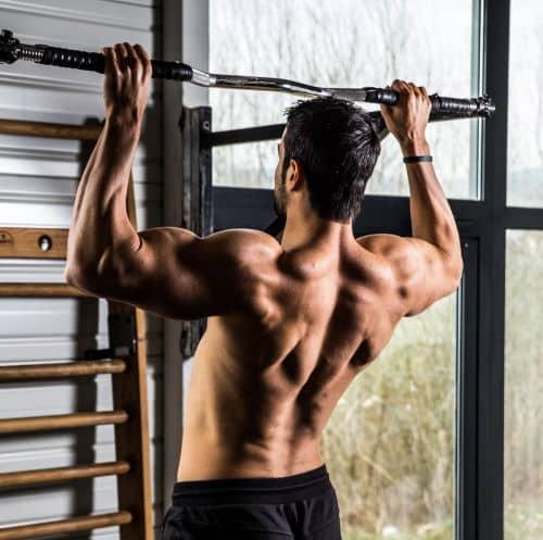 Répartition PPL en musculation