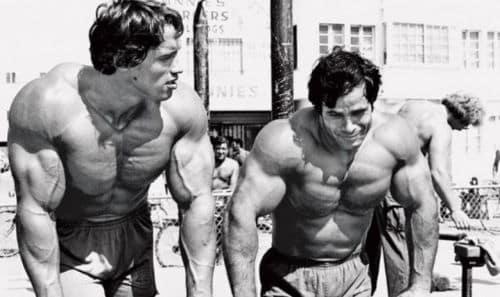 Arnold et Franco