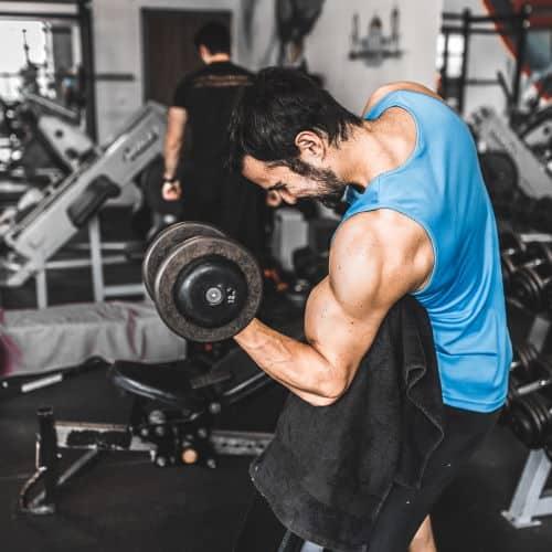 Musculation intense